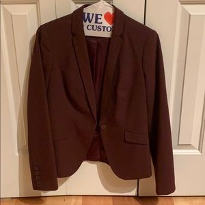 The Limited Collection Burgundy Suit